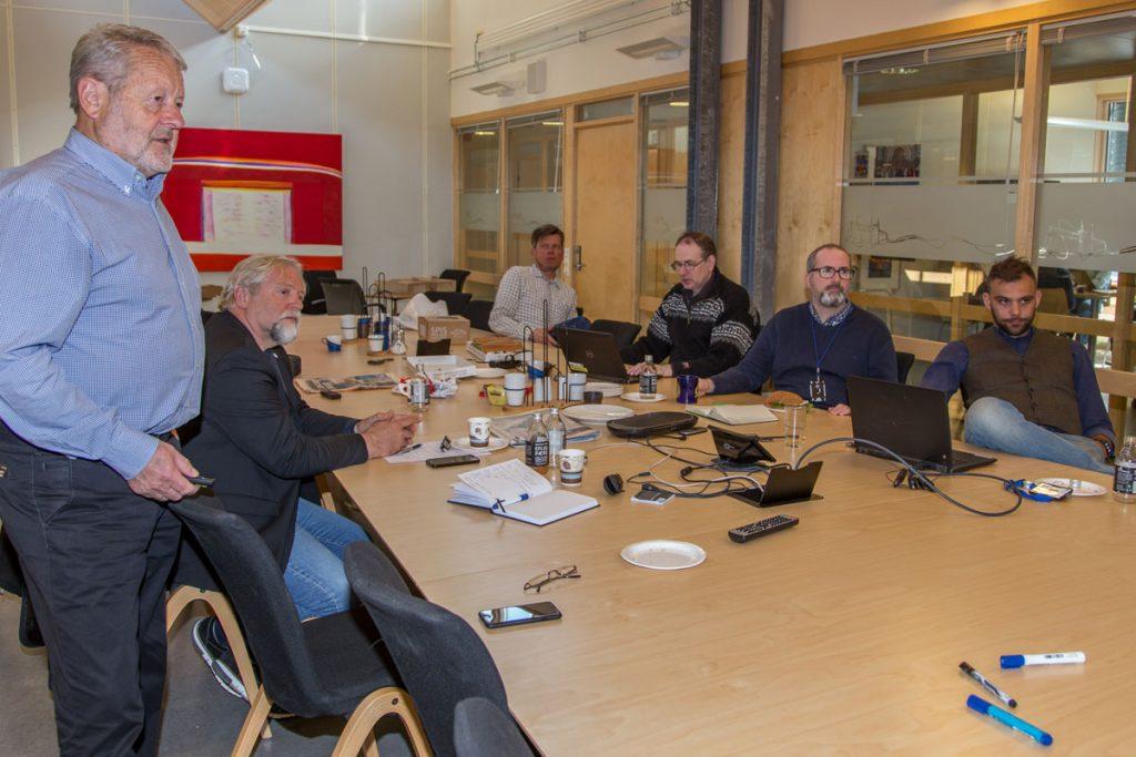 Møte NTNU 27.april 2017