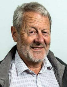 Olav Ellevset - daglig leder i Fosenbrua AS